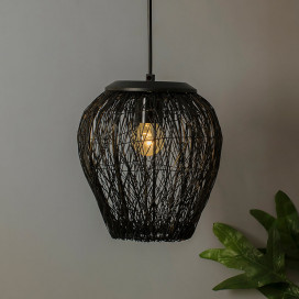 Hanging Steel Wire Mesh Pendant, hanging light, lamp
