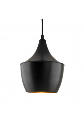 Black Metal Medium Pear Hanging Light, E26/27 Nordic pendant lamp, Modern kitchen, bedroom, living room ceiling lamp