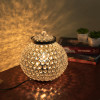 Cauldron of Light, 315 Crystal lamp, Decorative table lamp