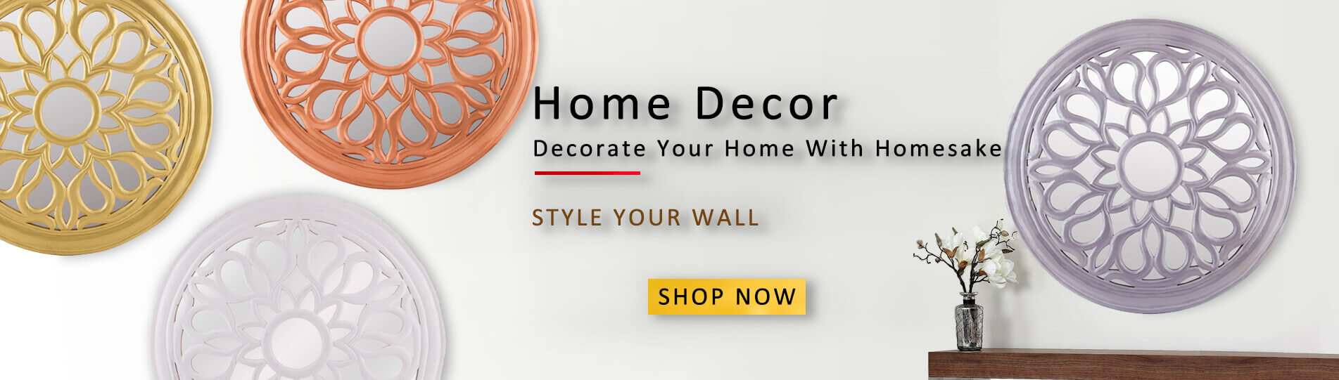 Decorate Your Wall with Designer Mirror